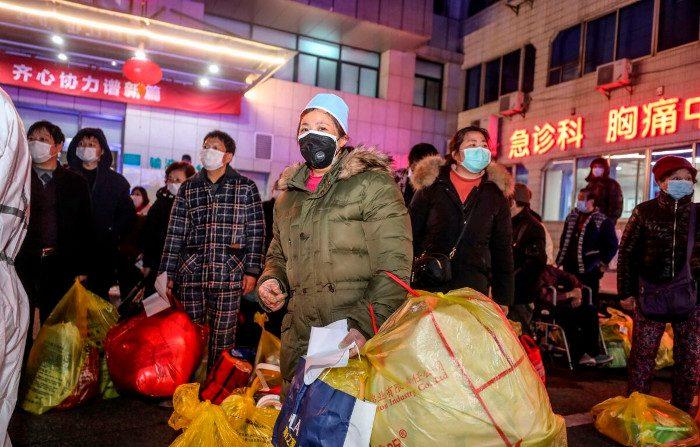 Gli eventi che hanno portato all'epidemia di coronavirus in Cina