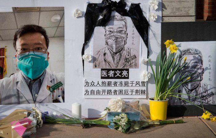 Messi a tacere, storie di cinesi che hanno detto la verità sul virus