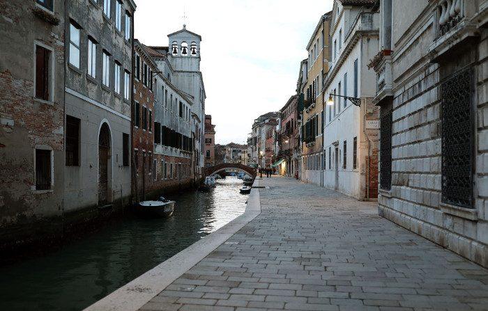 Tutta Italia in quarantena per il coronavirus