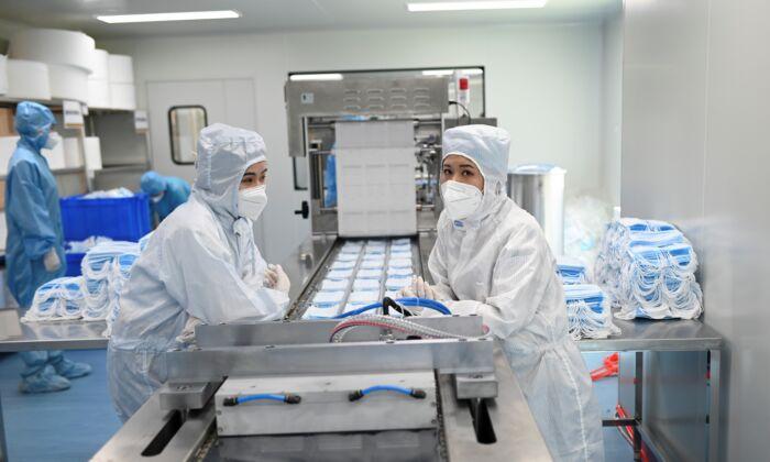 Molti Paesi rifiutano i prodotti sanitari Made in China