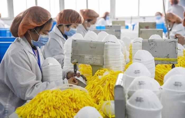 La verità sulla 'diplomazia delle mascherine' di Pechino