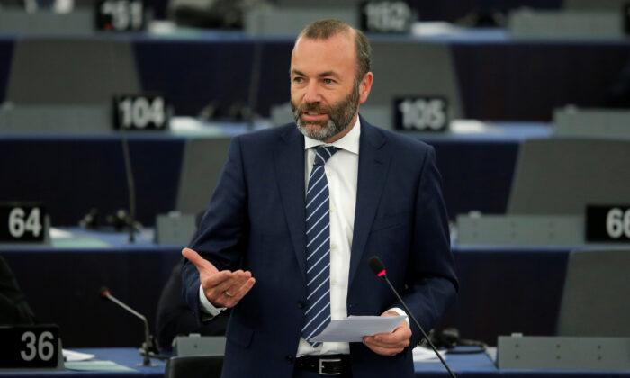 Leader Ppe: L'Ue dovrebbe vietare le acquisizioni cinesi delle aziende europee
