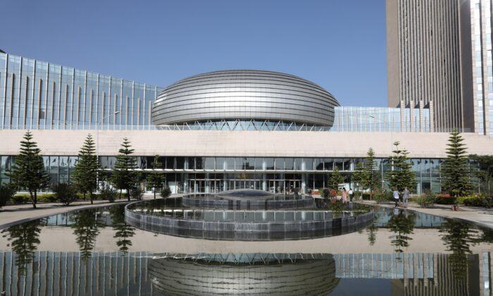 Gli edifici governativi costruiti dai cinesi spiano i governi africani
