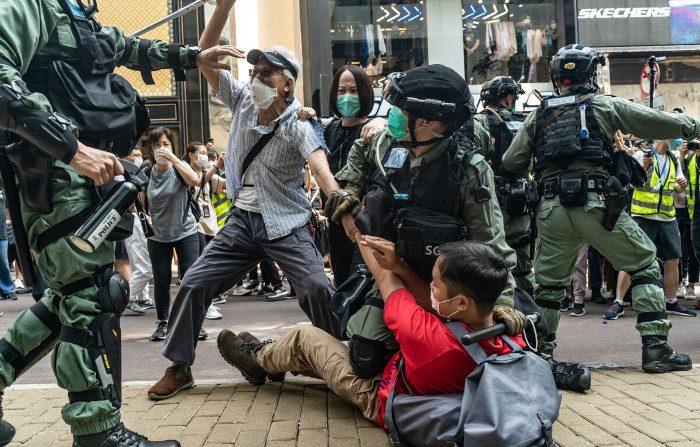 L'enigmatica posizione del Movimento 5 Stelle su Hong Kong