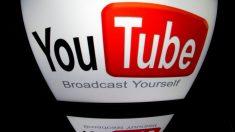 Youtube ammette di aver cancellato per «errore» frasi contro il Pcc