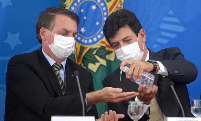 Pandemia, il Brasile deve fare una scelta