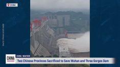 Due provincie cinesi sacrificate per salvare Wuhan e la Diga delle Tre Gole