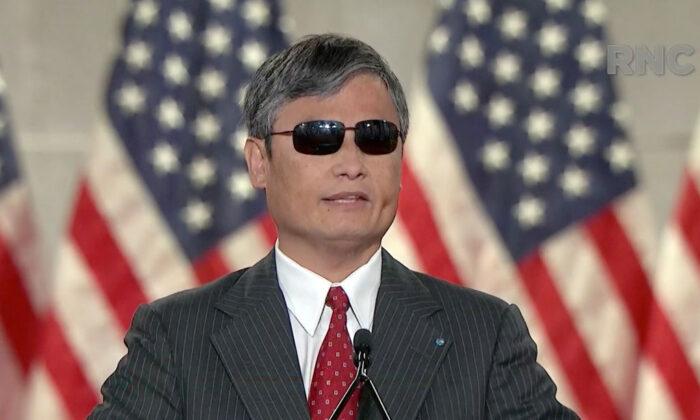 Avvocato cinese alla Rnc: il regime cinese è «nemico dell'umanità»