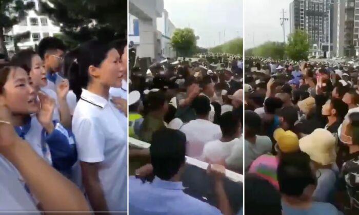 Solo mandarino nelle scuole, si ribellano i cittadini di etnia mongola