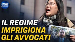 Avvocato cinese condannato in segreto | A Hong Kong continua l'erosione della libertà