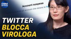 Twitter sospende l'account di Yan Limeng | Il discorso di Ursula von Der Leyen sul rapporto tra Ue e Cina