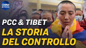 Come il Partito Comunista Cinese ha conquistato e domina il Tibet