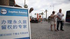 Cinesi di tutte le classi sociali cercano rifugio nei Paesi europei