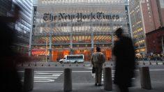 Il New York Times sbatte Epoch Times in prima pagina. E si fa male da solo