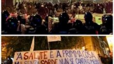 Napoli, notte ad alta tensione: migliaia di persone in strada contro le restrizioni. Città nel caos