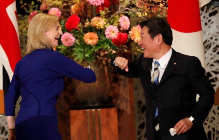 Post-Brexit, il Regno Unito firma accordo con il Giappone