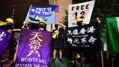 Proteste e arresti a Hong Kong in occasione dell'anniversario della Repubblica popolare cinese