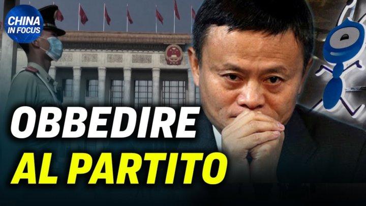 Video: Il regime cinese contro il miliardario Jack Ma, bloccata l'Ipo record dell'Ant Group