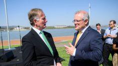 Ambasciatore statunitense in Australia critica la 'diplomazia' dell'ambasciata cinese