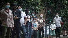 Contea cinese in 'stato di guerra' senza nuovi casi di Covid-19, ma i residenti dubitano sia vero