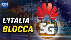 L'Italia blocca un accordo tra Fastweb e Huawei per il 5G | China in Focus