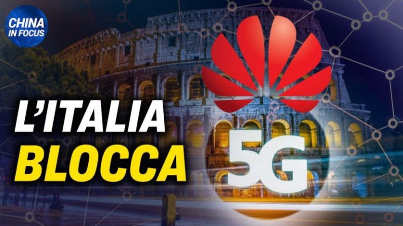 L'Italia blocca un accordo tra Fastweb e Huawei per il 5G | China in Focus