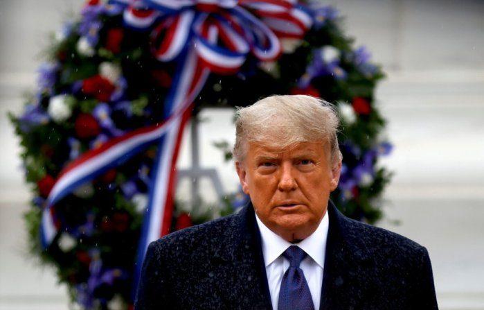 Trump firma decreto contro gli investimenti in aziende legate all'esercito cinese
