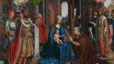 L'adorazione dei Magi, alla scoperta di un quadro di Jan Gossaert