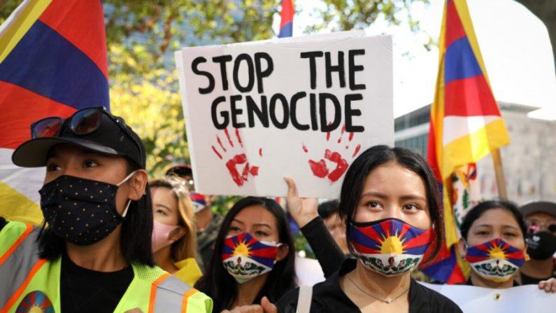 Le persecuzioni del Pcc, dagli uiguri al Falun Gong
