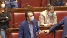 Molinari (Lega): «M5s è andato al potere con lo scopo di distruggere le istituzioni democratiche»