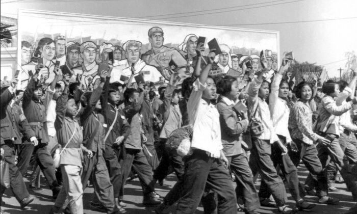 La rivoluzione culturale comunista, dal 1966 al 2020