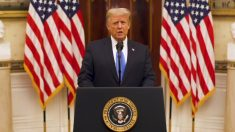 Il discorso di commiato di Trump: «Il movimento che abbiamo iniziato è solo all'inizio»