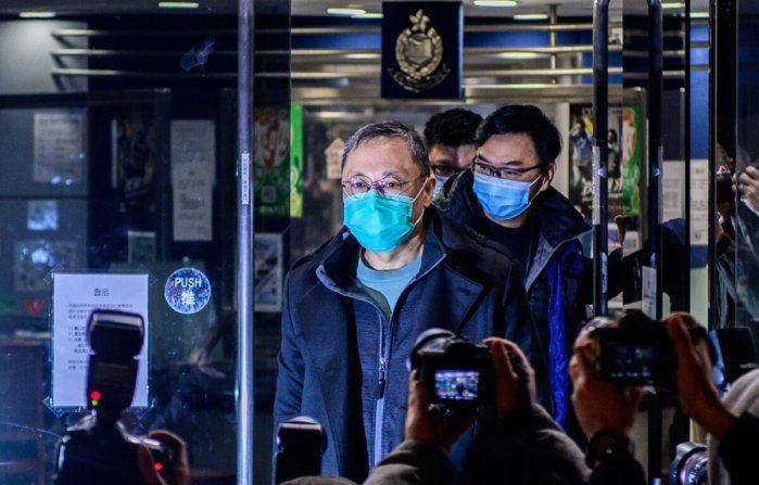 Video: Arresti di massa a Hong Kong, attivisti pro-democrazia nel mirino