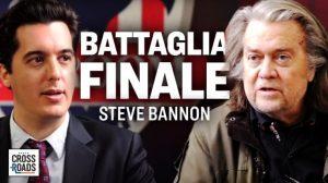 Video: Steve Bannon sulle elezioni del 2020 e l'infiltrazione della Cina negli Stati Uniti