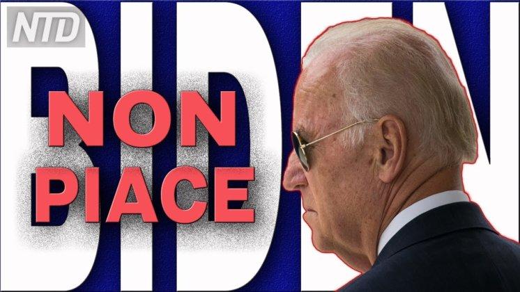 Video: Inizio mandato problematico per Biden | Ntd News