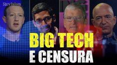 Video: Le Big Tech censurano Trump e chiudono Parler, come andrà a finire?