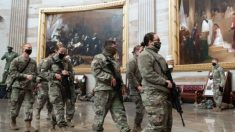 Usa, Guardia Nazionale armata e schierata in difesa del Campidoglio