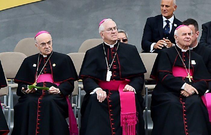 Arcivescovo Viganò: la Chiesa cattolica infiltrata dai globalisti