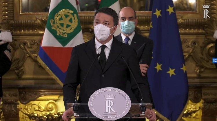 Renzi da Mattarella: «Per coinvolgere Italia Viva devono confrontarsi sulle idee»