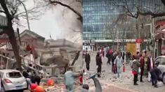 Pechino, esplode un ristorante vicino alla sede del governo