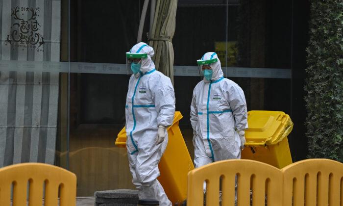 Oms: a fine 2019 il virus si era già ampiamente diffuso a Wuhan