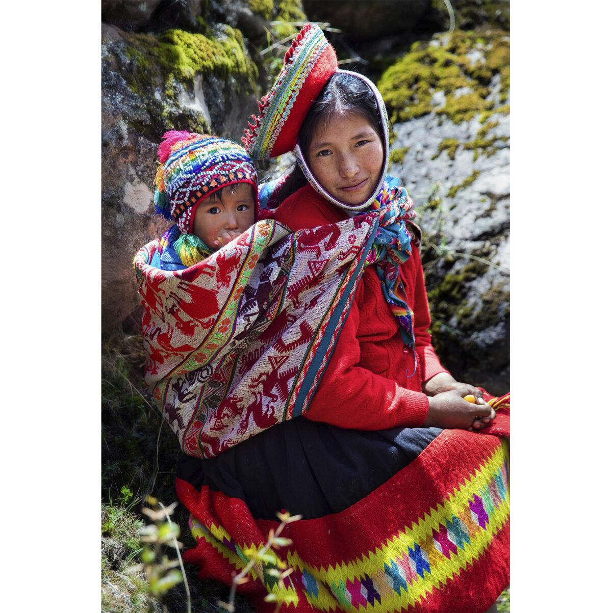 Madre in Perù