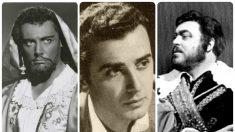 Confronto tra 3 tenori: Corelli, Del Monaco e Pavarotti (Che gelida manina, La bohème)