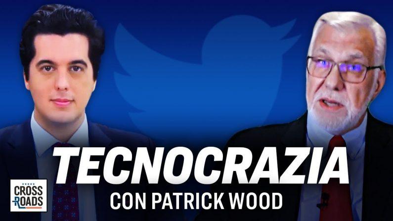 Video: Tecnocrazia o Libertà? – Intervista a Patrick Wood | Crossroads
