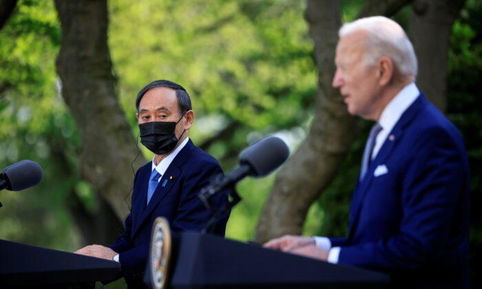 La gelosia del Pcc per l'incontro tra il premier giapponese e il presidente degli Stati Uniti