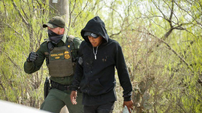 Crisi al confine Usa, record di migranti clandestini arrestati a marzo