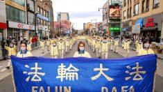 Praticanti del Falun Gong celebrano la propria fede in tutto il mondo