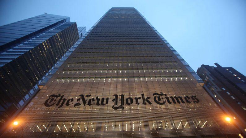 Vari dipendenti del New York Times lavoravano per un giornale del Pcc