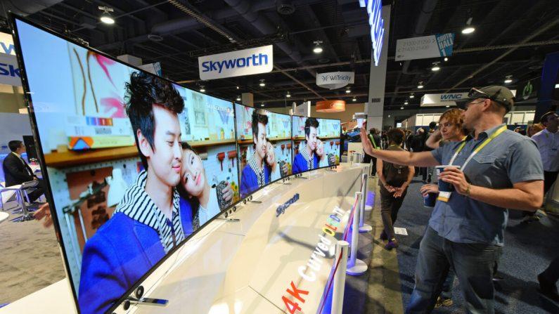 Cittadino cinese scopre un sistema di spionaggio nella sua Smart Tv   China in Focus