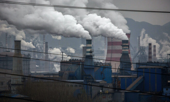 La Cina emette più gas serra rispetto ai Paesi sviluppati messi insieme